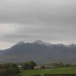 MacGillycuddy's Reeks is een groep bergen van 19 km lang met als hoogste Carrauntoohil, die met 1038 m het hoogste punt van Ierland is