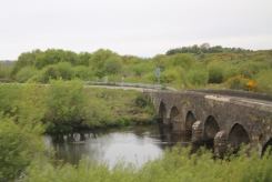 Caragh Bridge, tussen Killorglin en Glenbeigh