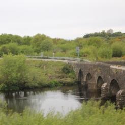 Caragh Bridge, tussen Killorglin en Glenbeigh