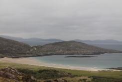 Iets verder dan het strand van Derrynane, nabij Caherdaniel