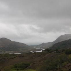 Nu komen we in het Killarney National Park, uitzicht vanaf Ladies View