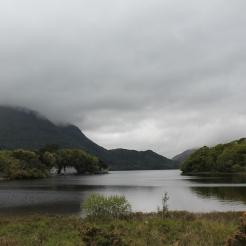 Muckross of Middle Lake, één van de drie meren van het park